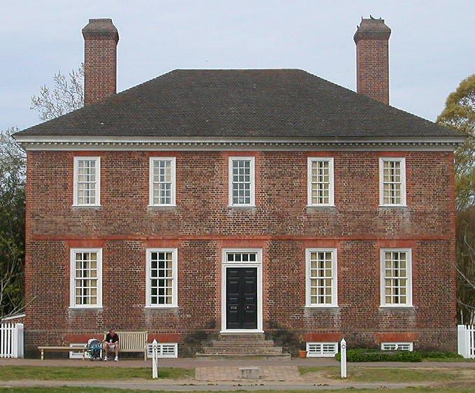Architecture in virginia for Williamsburg architecture and design open house
