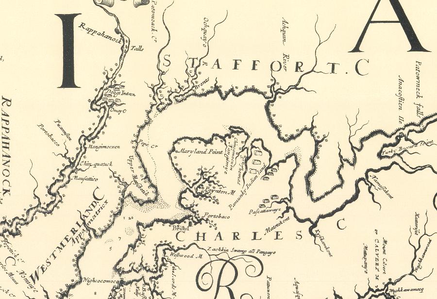 Virginia-Maryland Boundary