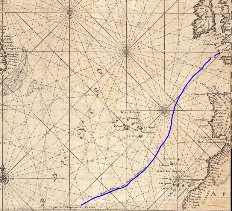 Virginia and Bermuda