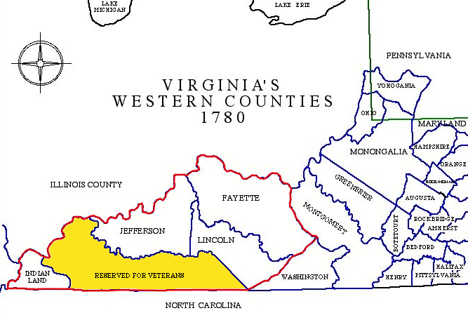 Virginia-Kentucky Boundary