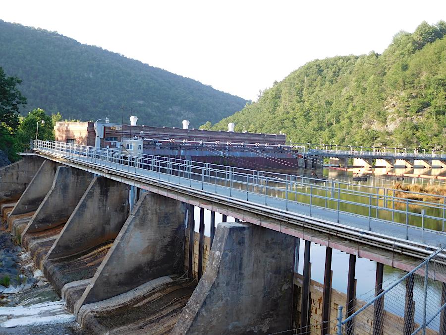 hydropower in virginia