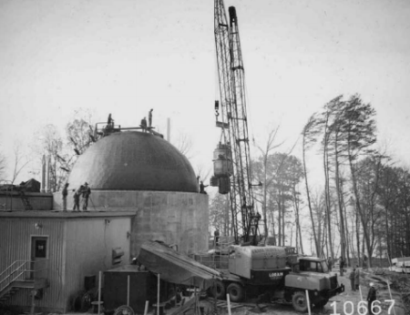 SM-1 Nuclear Reactor at Fort Belvoir