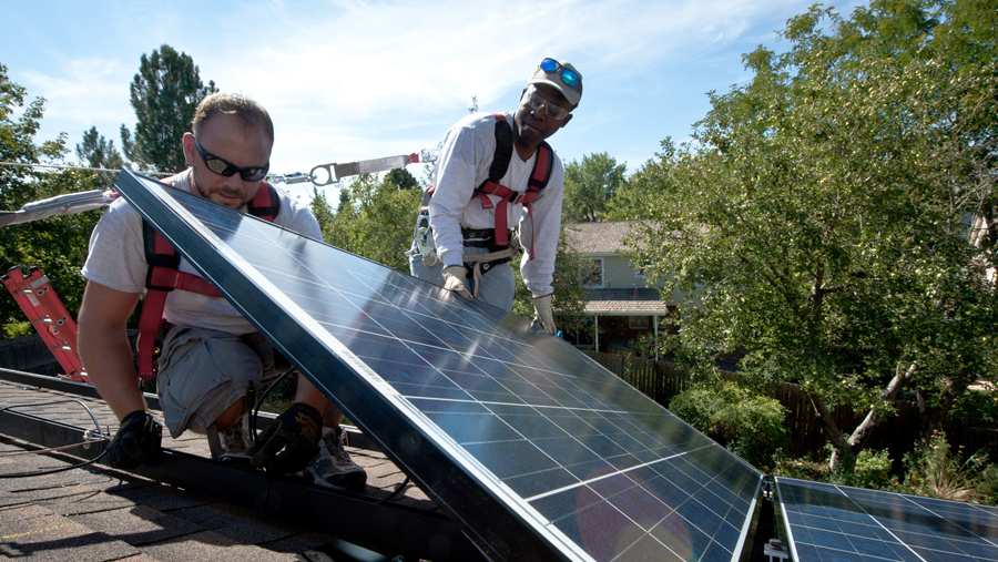 Solar Power in Virginia