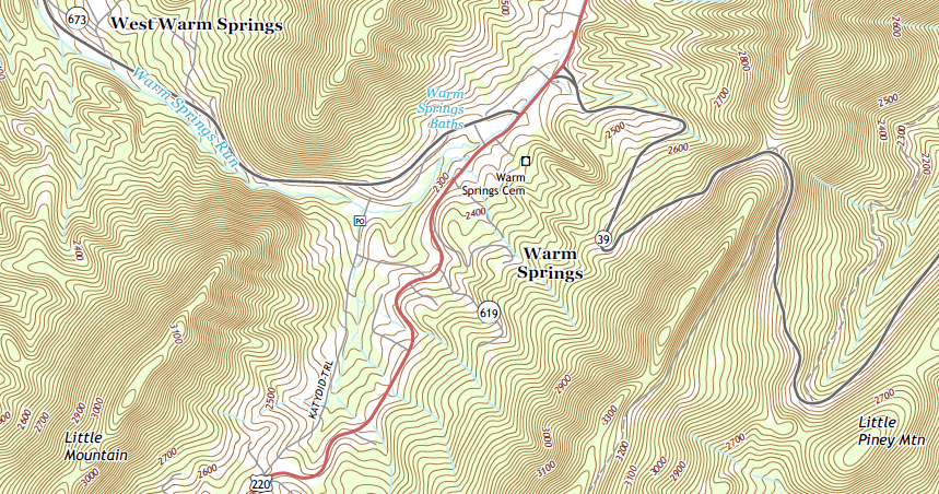 Topographic Map Uses.Get Familiar With The Brown Lines On The Topographic Maps
