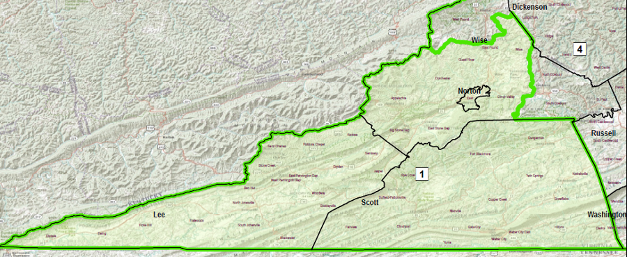 Redistricting In Virginia