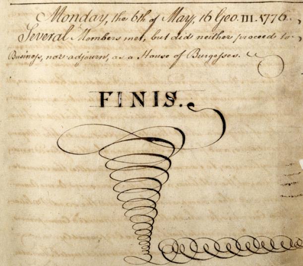 Constitutions Of Virginia