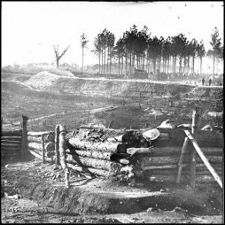 by 1864, defenders built extensive forts and trenches whose remnants still dot the Virginia landscape