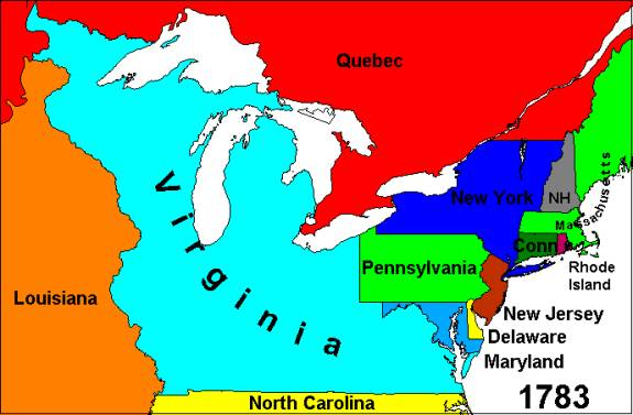 How Virginia Got Its Boundaries By Karl R Phillips