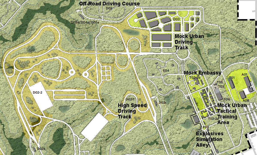 Fort Pickett and the Foreign Affairs Security Training Center