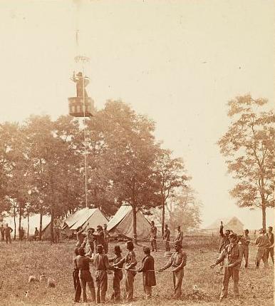 The Civil War in Virginia