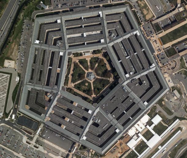 The pentagon for Pentagon shaped house plans