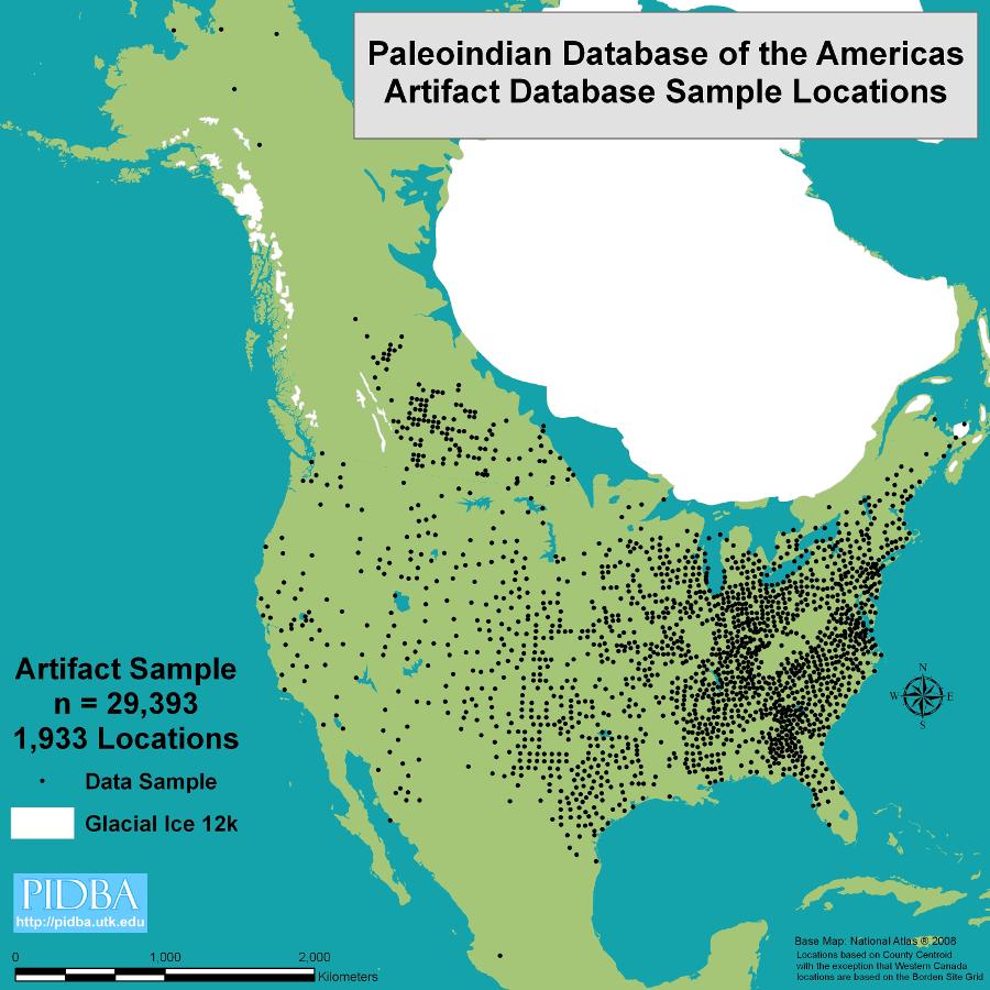 Paleo-Indians in Virginia