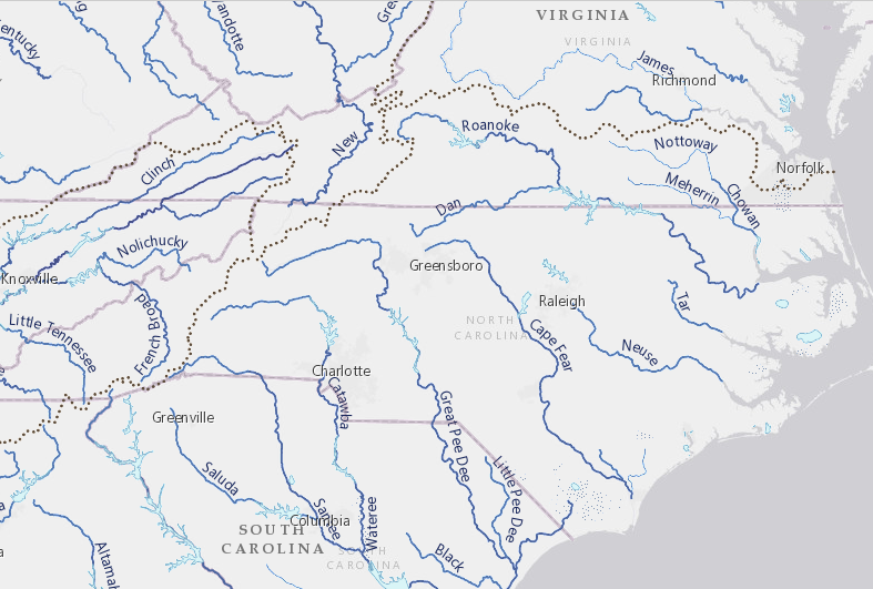 Native american tribes in virginia since contact trading south and west of the james river altered native american communities along the occaneechi path sciox Image collections