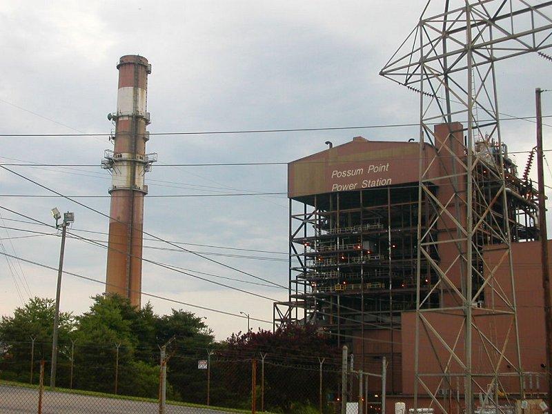 Locating Power Plants
