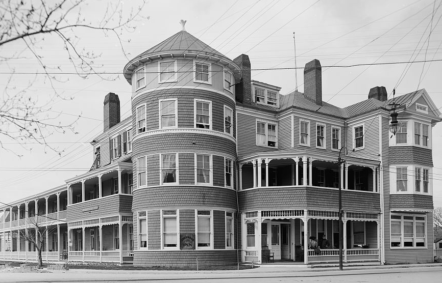 old point comfort resort hospitality health and history on virginias chesapeake bay