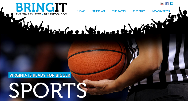 Sports And Tourism In Virginia