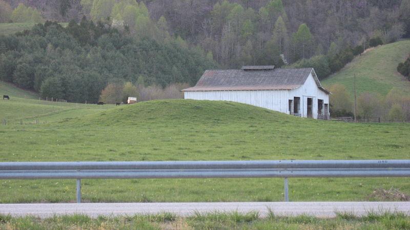 Burial Mounds in Virginia