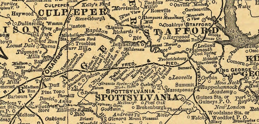 Fredericksburg and Gordonsville Railroad