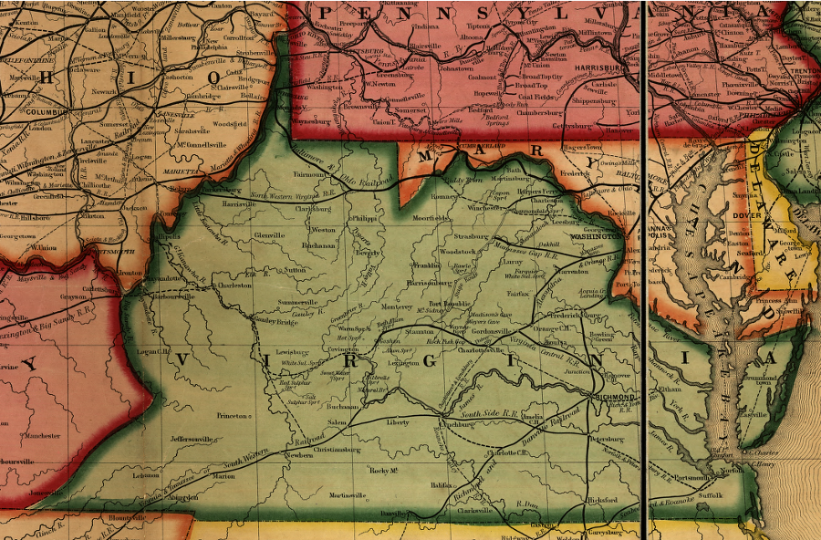 petersburg to appomattox the end of the war in virginia military campaigns of the civil war