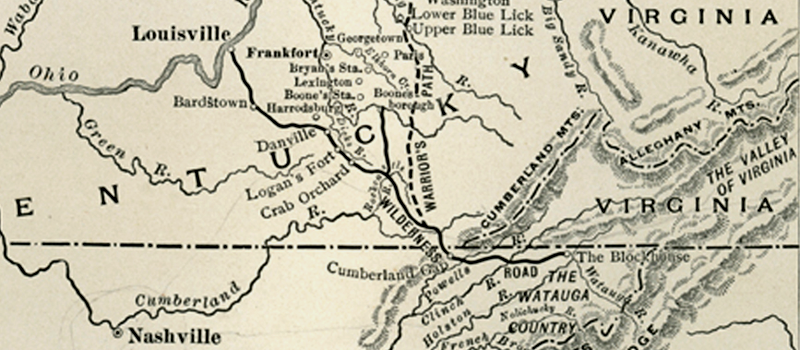 Southwest Virginia Geography Of Virginia - Location of cumberland va on the us map