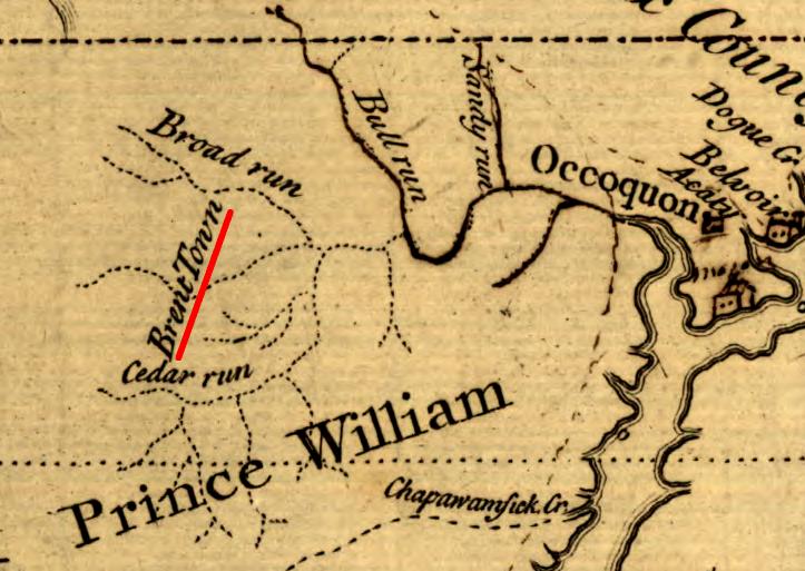 The Fairfax Grant
