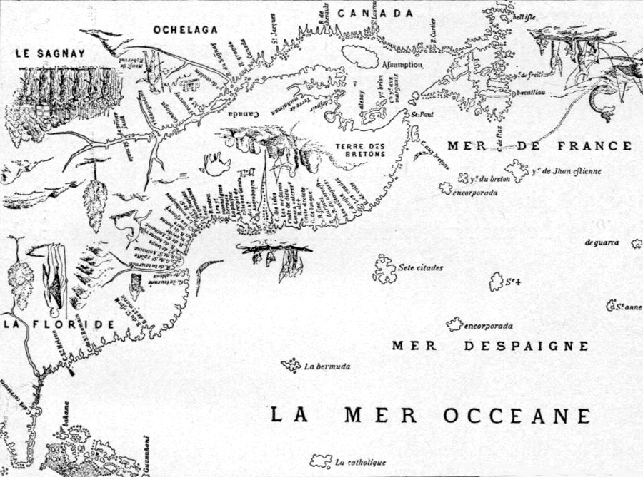 Failure of the French Before Jamestown