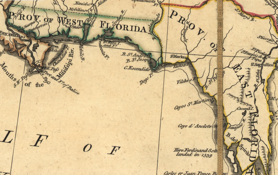 Spanish Exploration and Settlement in the Southeast on