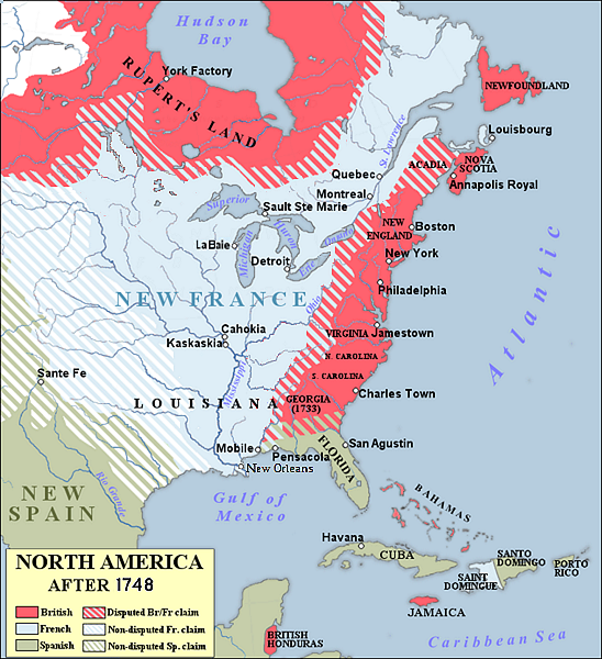 French Colonization After Jamestown