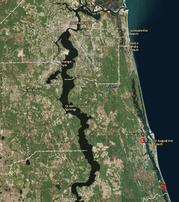 Spanish Exploration and Settlement in the Southeast