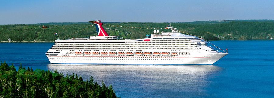 Cruise Ships In Virginia