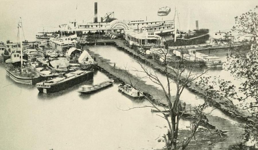 Potomac River Civil War