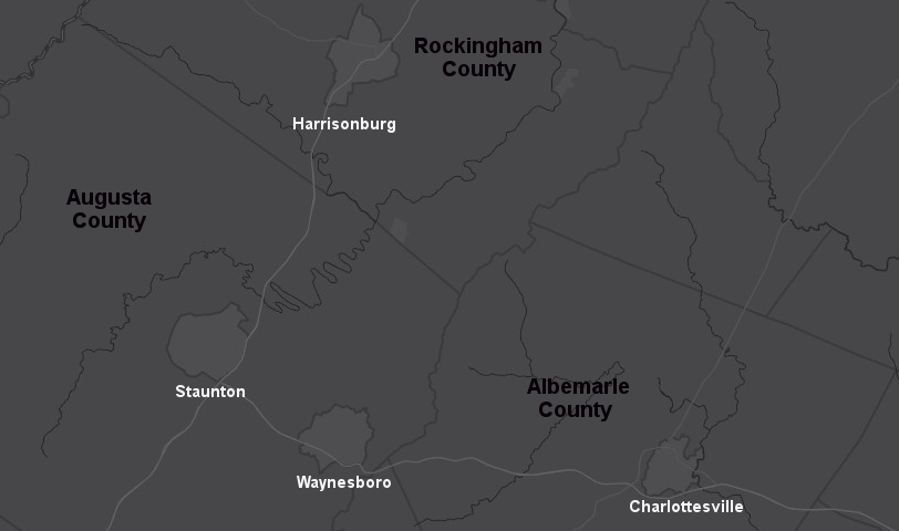 Virginia Cities and Towns