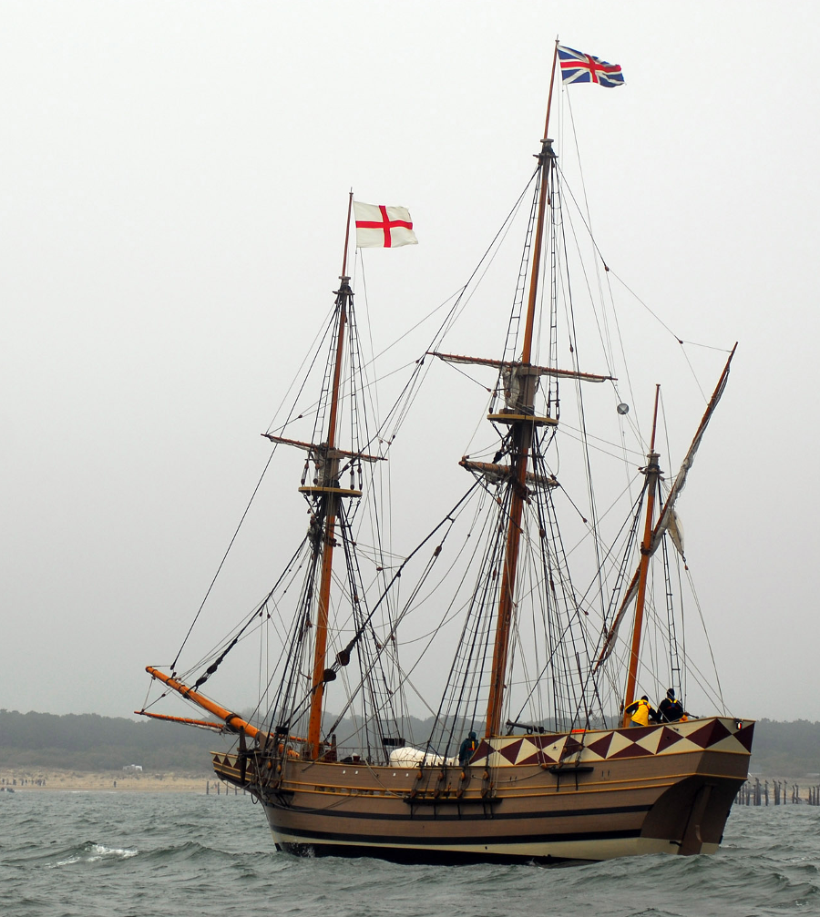 Jamestown why there jamestown was an international seaport starting with the susan constant discovery and godspeed publicscrutiny Choice Image