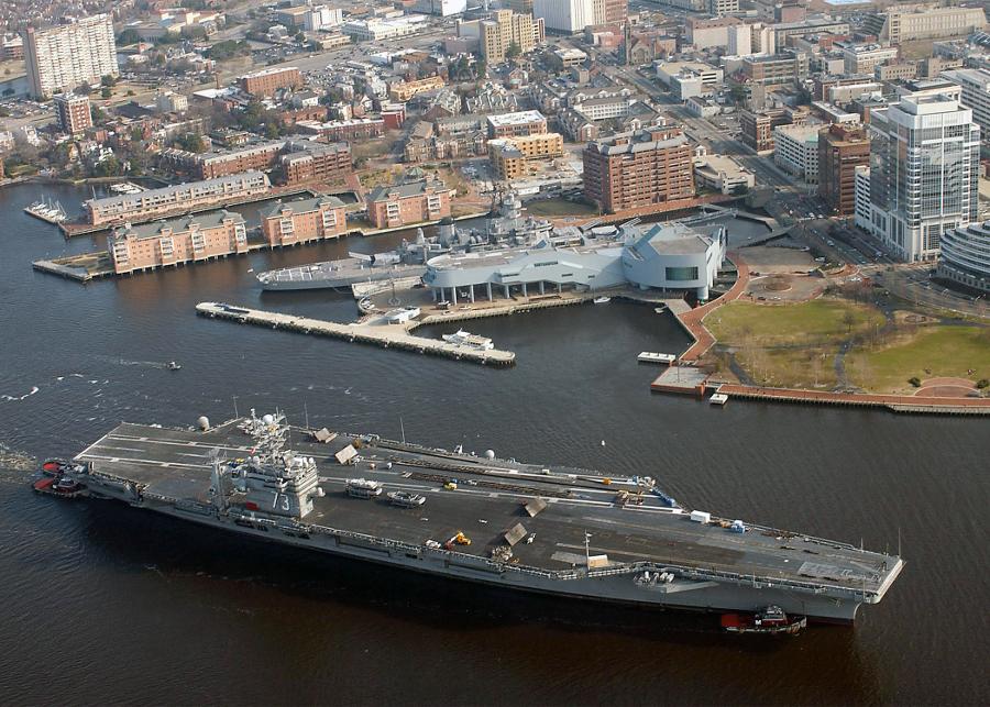 Nas North Island Shipyard