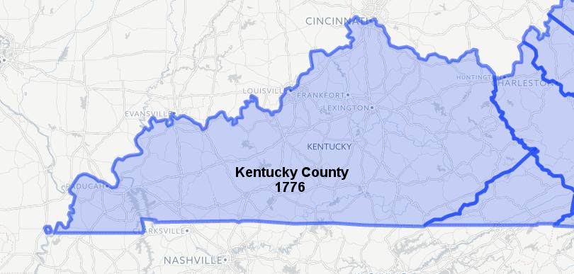Kentucky County