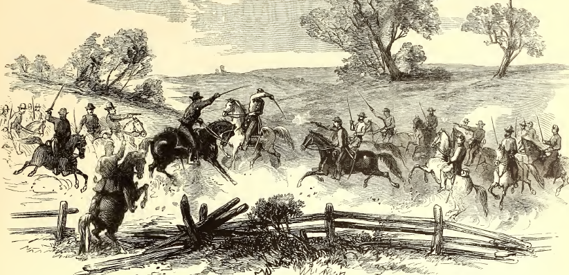 stuarts reconnaissance ride around mcclellan during the Based on information found in stuart's finest hour: the ride around mcclellan, june 1862 by john j fox iii, copyright 2014 and published by angle valley press before dawn on friday, june 13, 1862 stuart's scouts returned to the winston farm bivouac site.